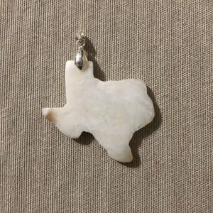 Handcrafted West Texas Rock Necklace Pendant